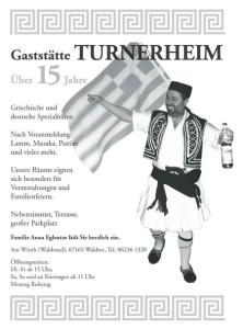 Turnerheim der TG Waldsee