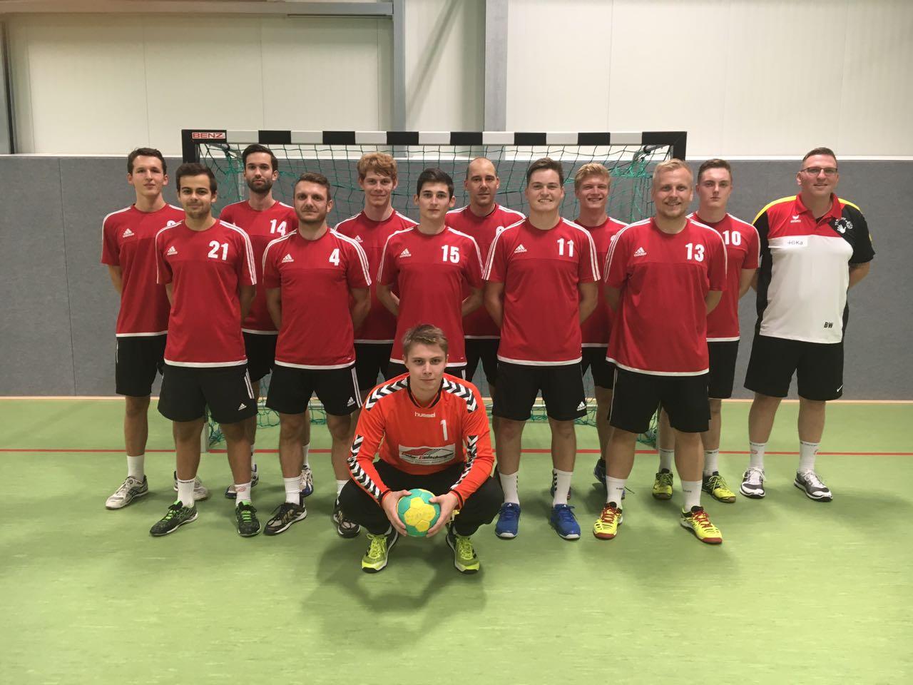Zweite Herrenmannschaft 2017/18