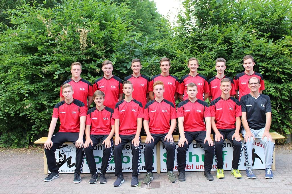 Männliche A-Jugend 2017/2018